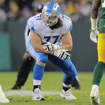 Lions OT Cleary to Donate Brain to Concussion Research