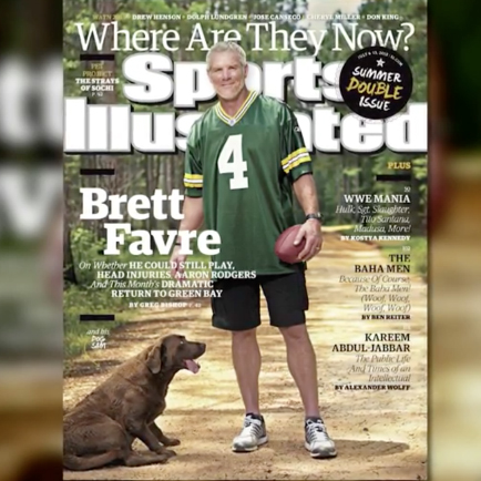 Brett Favre on head injury concerns: 'It really is scary'